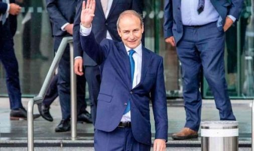 Micheal Martin crisis: Irish leader faces chaos DAYS after replacing Varadkar