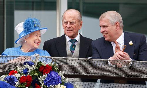 The Queen shares 60th birthday message for her son, Prince Andrew