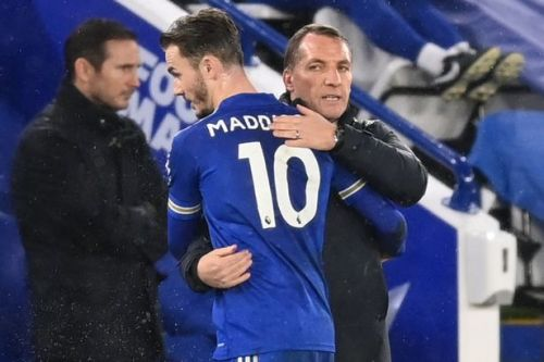 Brendan Rodgers compared to Sir Alex Ferguson over dealing with Maddison affair