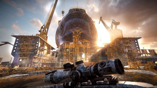 Get Sniper Ghost Warrior Contracts and Lords of the Fallen cheap from Humble