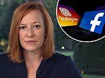 Jen Psaki says Facebook and Instagram could do more for teens' mental health