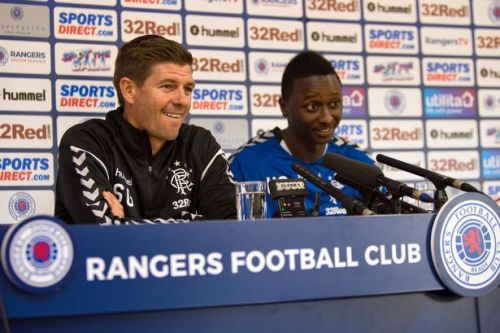 Steven Gerrard slammed by Rangers flop Umar Sadiq amid claims club still owe him money