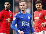 James Maddison talks up Manchester United transfer in Q&A