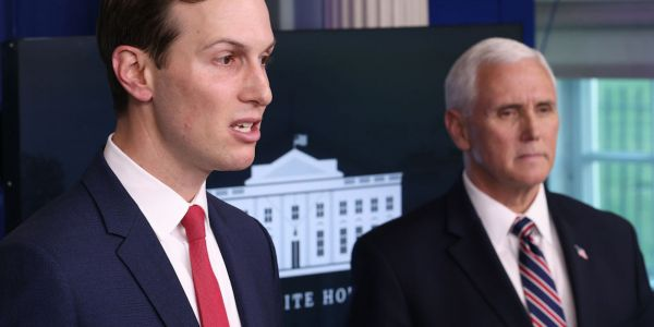 Jared Kushner - who is operating a 'shadow' coronavirus task force - appears not to know why federal emergency stockpiles exist