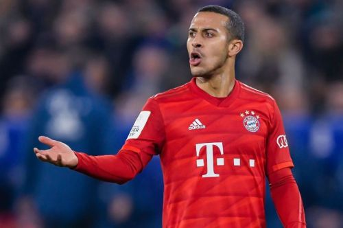 Thiago Alcantara's manager speaks out on his next destination amid Liverpool transfer links