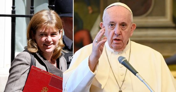 Pope Francis appoints six women to top posts in progressive step