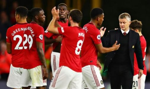 Man Utd player ratings vs Wolves: One player gets a 4 as Paul Pogba misses a penalty