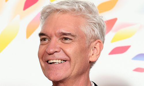 Phillip Schofield's swanky pizza oven has to be seen to be believed