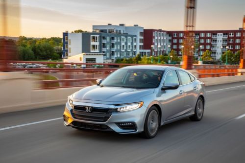 The 2021 Honda Insight is an efficient but inconspicuous hybrid