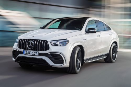 New Mercedes-AMG GLE 63 S Coupe to rival BMW X6 M with 603bhp