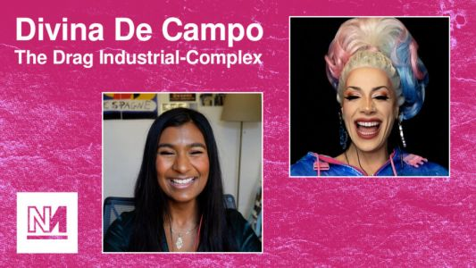 'A Red Flag and a Silver Dress?' | Interview With Divina De Campo