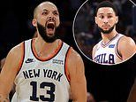 Evan Fournier produces a fairytale in New York on his debut for the Knicks
