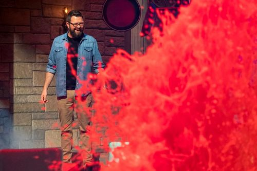 Floor Is Lava creators hired slime-makers for new Netflix game show as they spill behind-the-scenes secrets