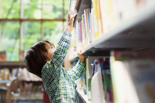 Create A Mental Health Shelf - And 8 Other Tips To Calm Anxious Kids