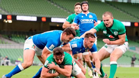 Ireland still second favourites for title on Six Nations Super Saturday