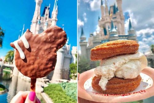Woman makes a living eating Disney food - and it sounds like a dream job