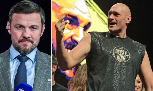 Andy Lee reveals the feeling inside Tyson Fury's camp ahead of Deontay Wilder rematch