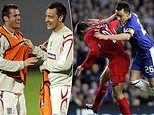 Jamie Carragher lauds John Terry as a better version of himself and who was technically underrated