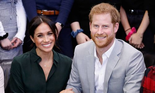 Prince Harry & Meghan Markle announce new venture - and it has a sweet link to son Archie