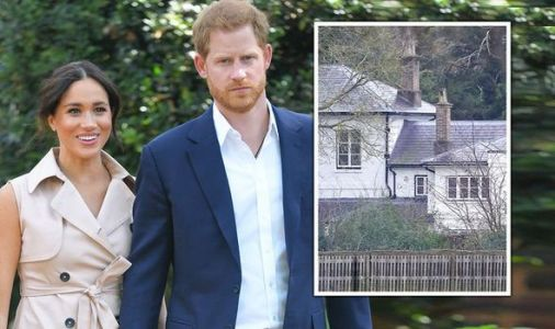 Meghan Markle and Prince Harry ordered to pay rent for Frogmore Cottage use while in UK