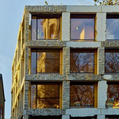 """""""The battle is over"""" says Amin Taha as 15 Clerkenwell Close is saved from demolition"""