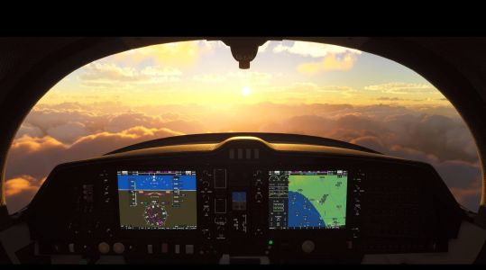 Scientists and military vets are helping make Microsoft Flight Simulator accessible to everyone