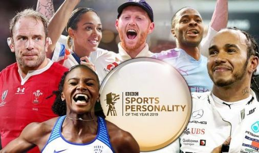 Sports Personality of the Year 2019 LIVE: Hamilton, Stokes and Asher-Smith among nominees