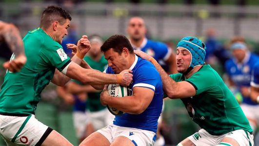 Ireland player ratings: Will Connors and Hugo Keenan lead the way in big win over Italy