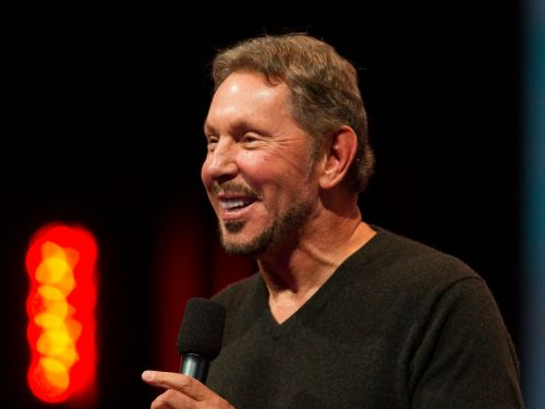 Oracle employees are protesting Larry Ellison's planned fundraiser for Trump: 'His alliance with this ignoble and destructive figure damages our company culture'