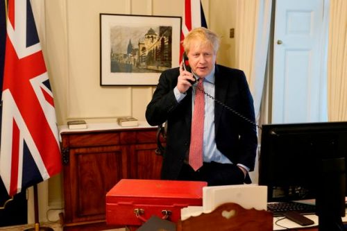 Boris Johnson writing to every UK home warning 'things will get worse'