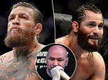 Dana White hi fight between Conor McGregor and Jorge Masvidal could be UFC's biggest ever event