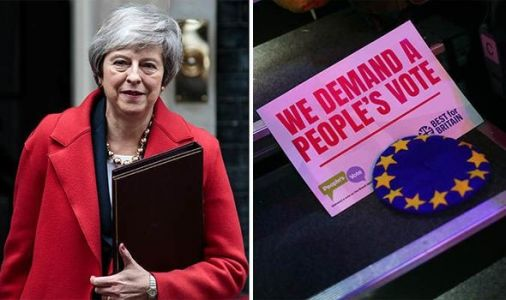 Brexit news: Will there be a SECOND REFERENDUM after shock Article 50 ruling?
