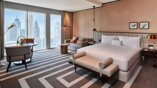 Waldorf Astoria Dubai offers guests in-room COVID-19 testing