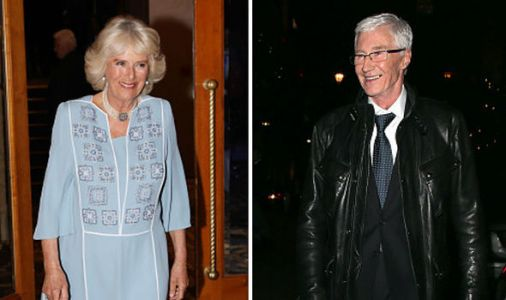 NHS Heroes Awards: Duchess of Cornwall jokes with Paul O'Grady as she almost drops award