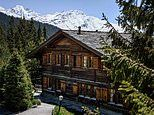 Prince Andrew and Sarah Ferguson put their luxury Swiss chalet on the market for £18.3million