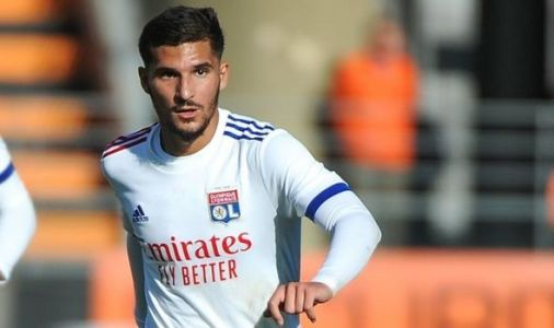 Houssem Aouar confirms Arsenal transfer talks as Edu prepares new bid