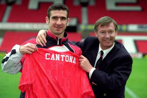 Ferguson's Harley-Davidson road trip to convince Cantona not to quit Man Utd