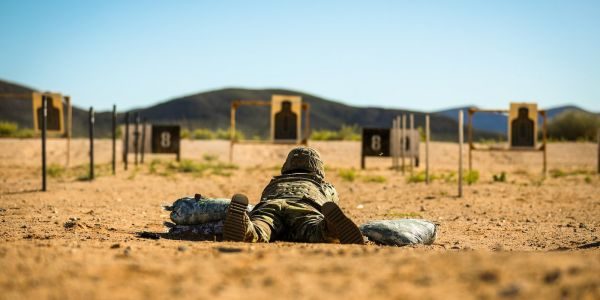 Soldiers in New Mexico finally got to fire the Army's new pistol - and they liked what they saw