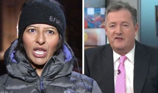 Ranvir Singh branded a 'diva' by Piers Morgan for turning down Strictly Come Dancing tour