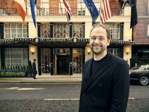 Superstar Chef Daniel Humm Could Check Out of London's Hotly Anticipated NoMad Hotel
