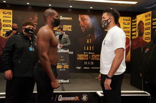 Daniel Dubois vs Joe Joyce free live stream of heavyweight fight