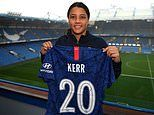 Matildas superstar Sam Kerr signs contract worth almost $2million with English mega-club Chelsea