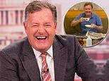 Piers Morgan 'gets the green light to build £15,000 soundproof man cave in his garden'