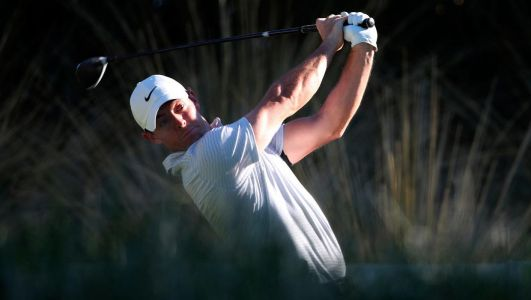 McIlroy not putting any focus on upcoming Masters as he aims to play himself into form at Sherwood