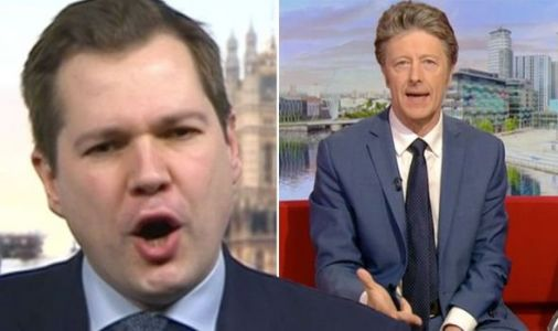 Robert Jenrick hits out at Charlie Stayt in heated BBC Breakfast row 'Let me answer!'