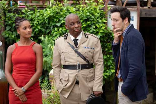 Meet the cast of Death in Paradise series 9
