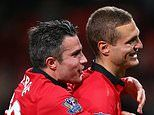 Robin van Persie picks out Manchester United team-mates who impressed him most