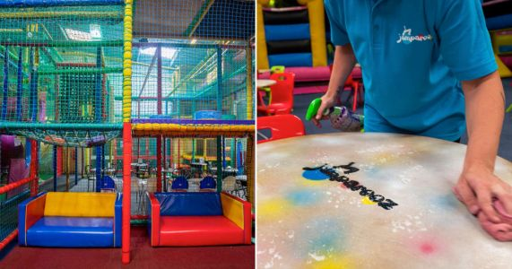 Soft play centres to reopen tomorrow for first time in five months