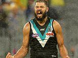 Paddy Ryder is targeted by racist trolls who shared pictures of bananas