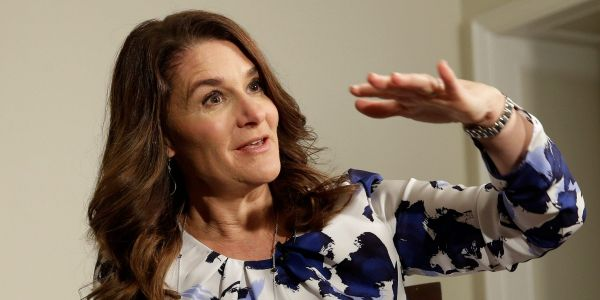 Melinda French Gates' work as an investor at Pivotal Ventures 'remains unchanged' despite the $146 billion divorce, a source says